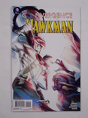 DC Comics Convergence: Hawkman #2 (2015)