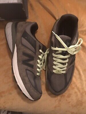 New Balance 990V5 Army Green Size 12 Made In Usa
