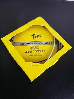 """G 29 Tweco Professional Wire Conduit MIG-Gun /""""Optimum/"""" for MIG Welding"""
