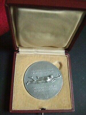 münze medaille stuttgart gordon bennett ballon wettfahrt im etui einseitig 1912 online kaufen