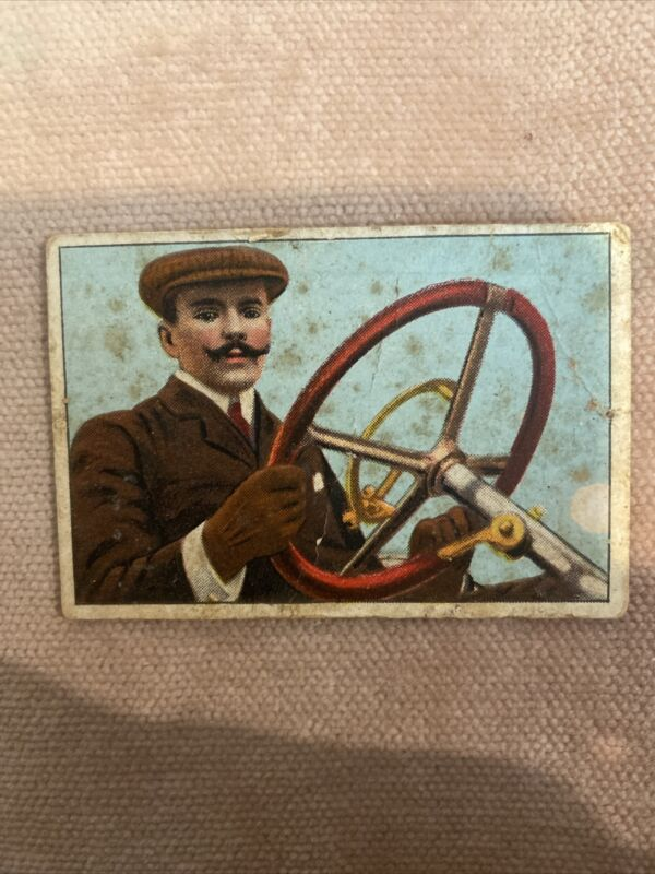 """1910 T36 Hassan/Mecca Auto-Drivers """"Louis Wagner"""""""