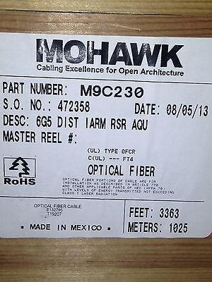 Fiber Optic Mohawk (Mohawk Multi-Mode Armored Fiber Optic Cable)