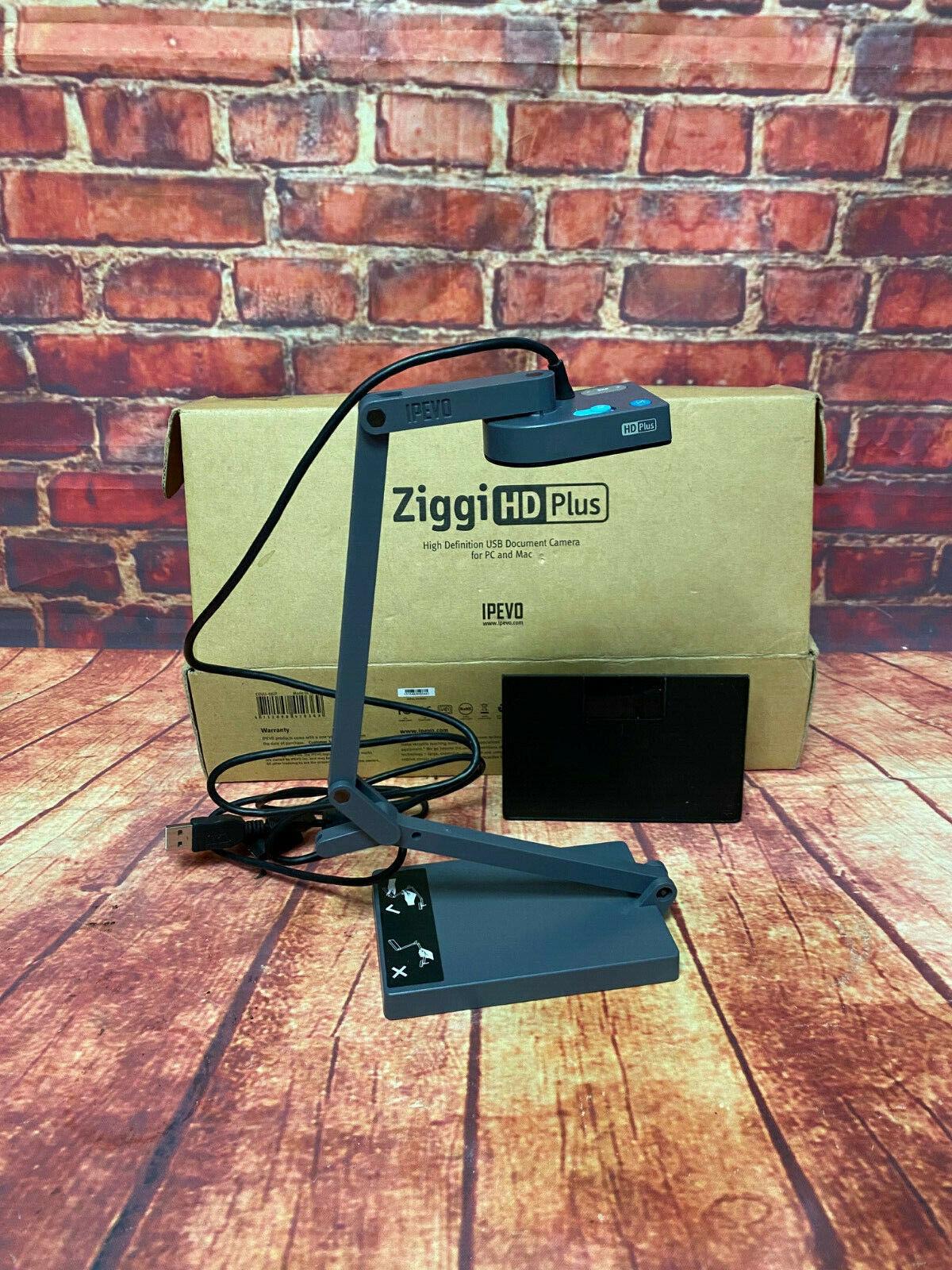 IPEVO Ziggi HD Plus USB-Dokumentenkamera