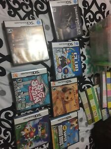 Nintendo Games Boys and Girls