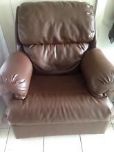 Leather recliner Little Bay Eastern Suburbs Preview