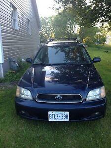 2004 Subaru Legacy AWD