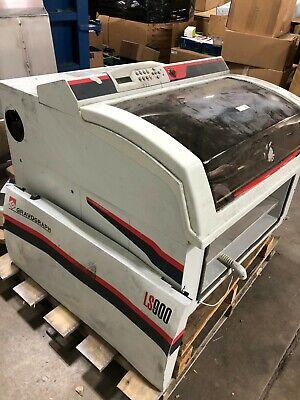 Gravograph Ls900 Fiber Laser Engraving Machine Synrad Firestar V40 Fsv40sad