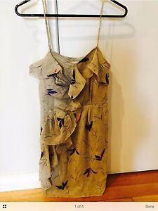 Country Road Silk Dress silk size 10 excellent condition Cessnock Cessnock Area Preview