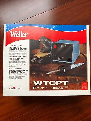 Weller - Pn Wtcpt - Temperature Controlled Soldering Station