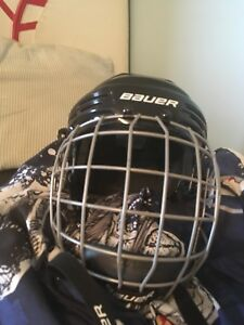 Hockey helmet 20$