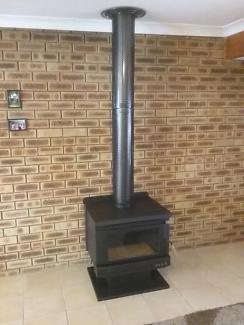 Wood Heater, Wood Fire, Pot Belly installations