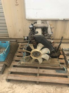 Toyota 1HZ Complete Engine For Sale Gladstone Gladstone City Preview