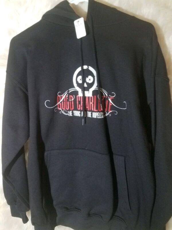 Good Charlotte hoodie sweatshirt shirt Medium New