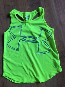Under armour, youth med./girls