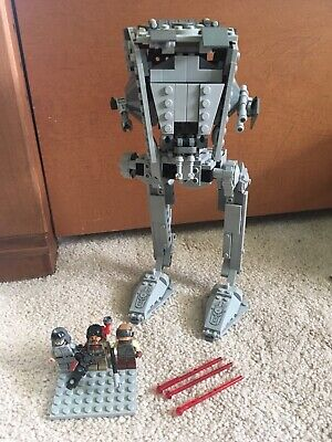 LEGO Star Wars AT-ST Walker (75153) Minifigures ROGUE ONE no instructions or box