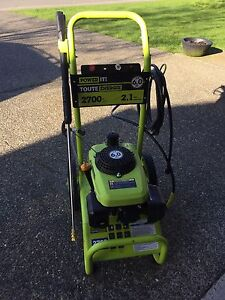 Power it power washer 2700psi