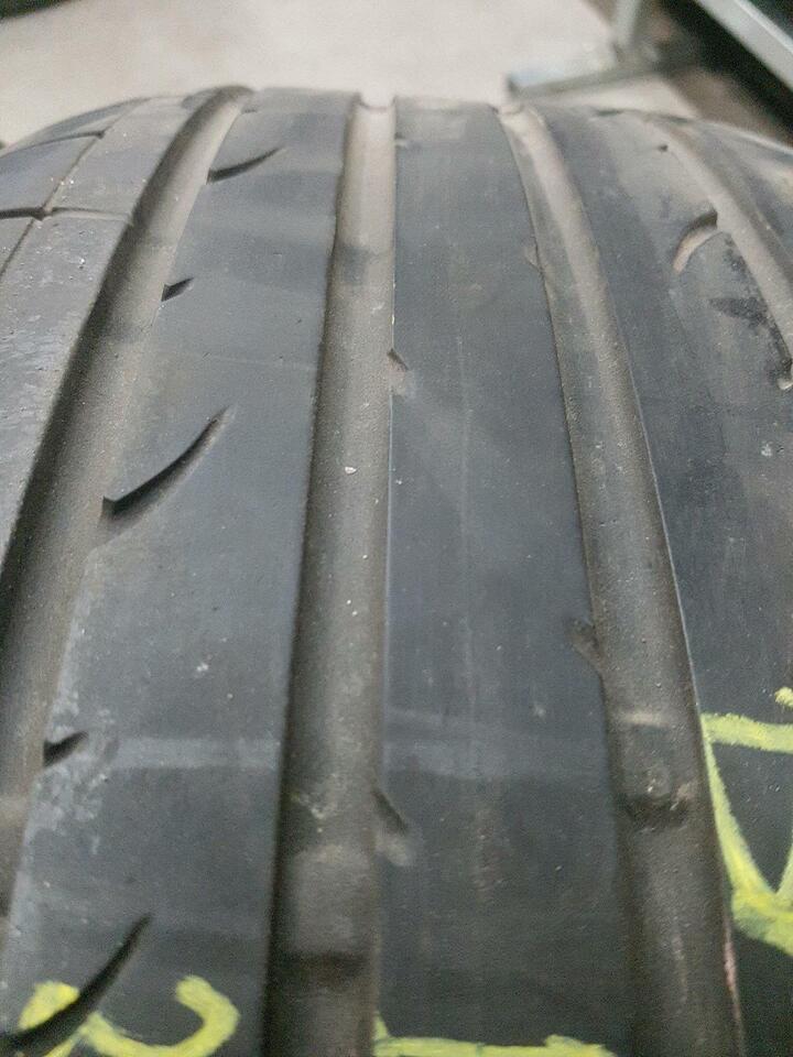 2x Bridgestone Dueller HP 235/55R19 101W Sommerreifen in Bayern - Vöhringen