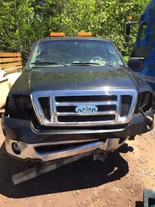 2008 Ford F-150 for parts only