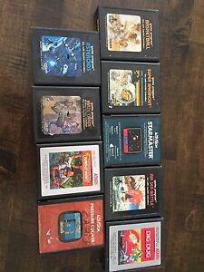 Atari 2600 Game lot for sale