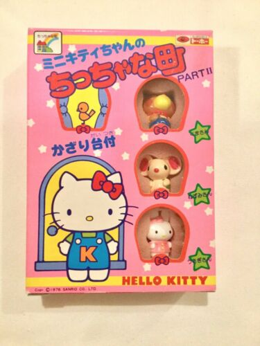 Vintage Sanrio Hello Kitty Friends  #14 from 1976 - New