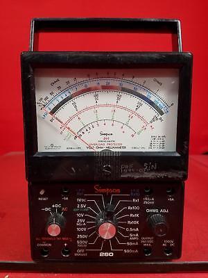Simpson 260 Series 6xlpm Sn At6547