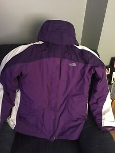 North Face ladies winter jacket size XL