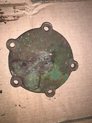 John Deere Unstyled Early Styled A 5 Bolt Governor End Cap A41r An Aw Anh Awh