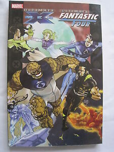 MARVELs-ULTIMATE-X-MEN-ULTIMATE-FANTASTIC-FOUR-GRAPHIC-NOVEL-by-CAREY-FERRY