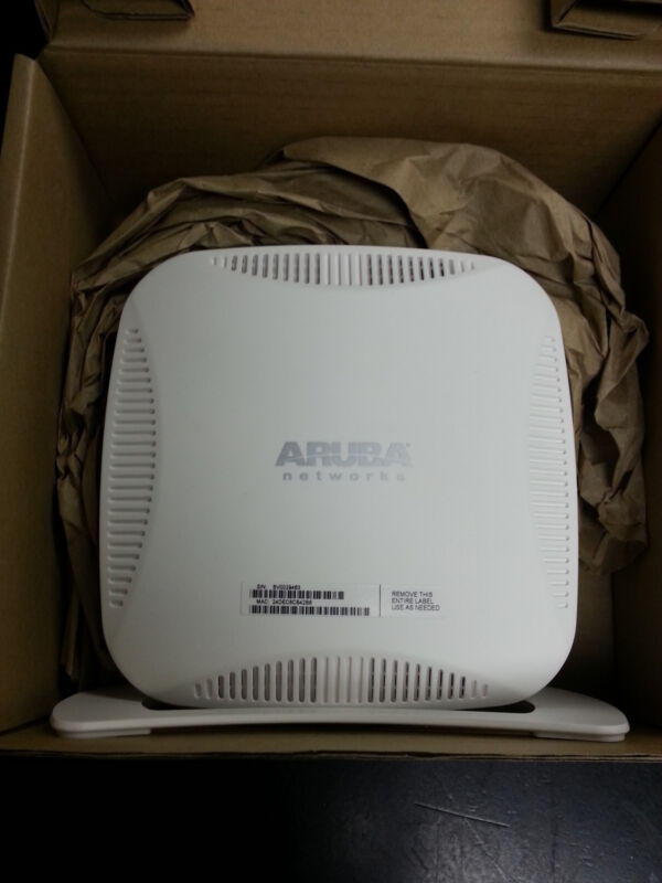 Aruba RAP-109 Wireless Access Point NIB