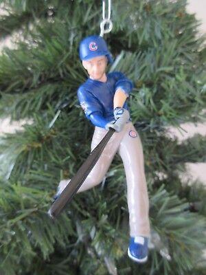 Kris Bryant Chicago Cubs MLB Baseball Jersey #17 Custom Starting Lineup Ornament Custom Mlb Baseball Jerseys