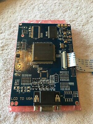 Altera Cyclone Ii Lcd To Vga Card Ep2c5q208cbm