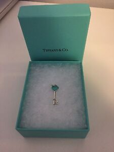 Sterling Silver Tiffany and Co Key