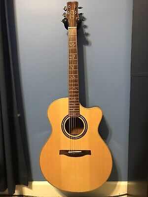 2010 Paul Reed Smith STEVE FISCHER Angelus Cutaway acoustic
