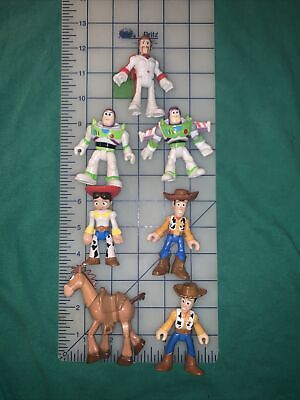 Toy Story 4 Assorted lot Imaginext Characters