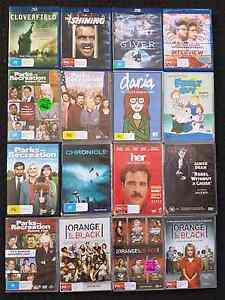 DVD Collection Crestmead Logan Area Preview
