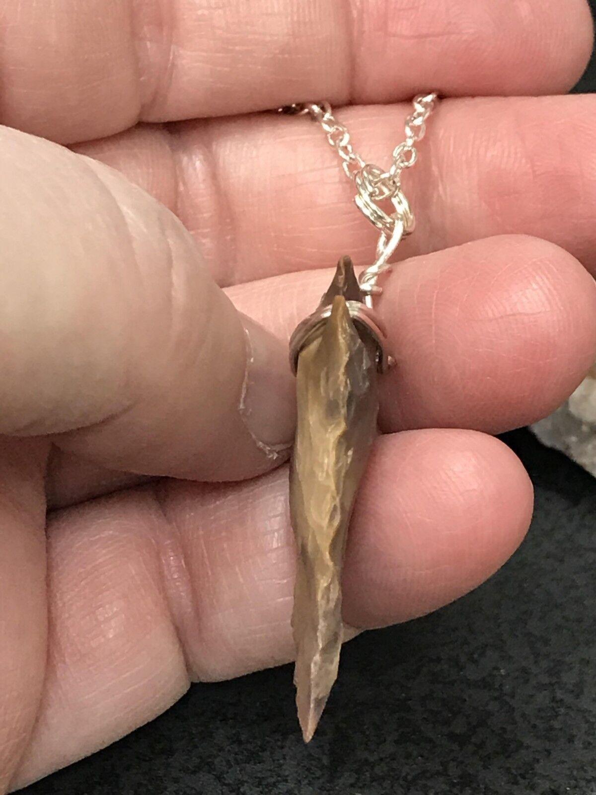 Pendant Indian Charm Cherokee Charm Artifact Charm Indian War Charm Warrior