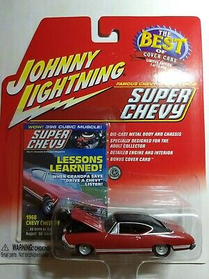 Johnny Lightning The Best of Cover Cars Limited Edition: 1968 Chevy