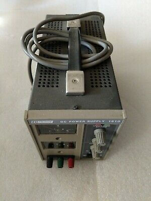 Bk Precision 1610 Dc Power Supply 30 Watt 30 Vdc 1 Amp
