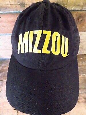 MIZZOU 1st National Bank Tigers Columbia Missouri Adjustable Adult Hat Cap
