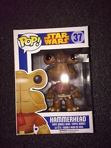 Star Wars Pop Funko Hammerhead