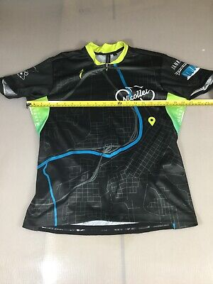 Specialized SL Pro Cycling Jersey Womens Full Zip Black Reflective New $125