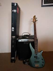 Bass Guitar and Amp - Perfect Beginner Set Up Coogee Eastern Suburbs Preview