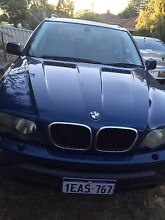 2003 BMW X5 Wagon sports urgent sale only $8900. Como South Perth Area Preview