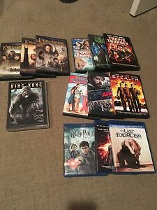 DVD Lot  (MUST GO)