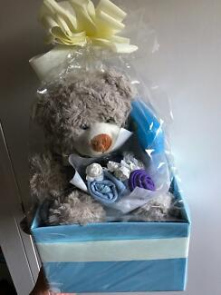 Gifts baskets gumtree australia free local classifieds brand new baby boy nappy cake gift basket 10 negle Gallery