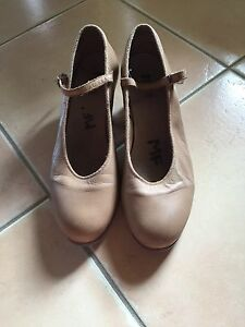 Bloch Tap Shoes size 8-9 West Hoxton Liverpool Area Preview
