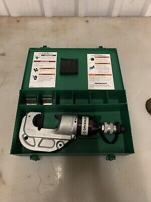 Greenlee Rk 1240 Hydraulic Crimper