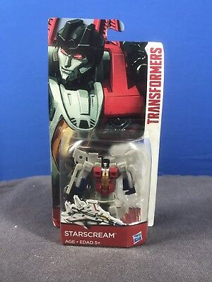 New Sealed StarScream Transformers Hasbro Ages 5 and Up Boys & Girls - Girls Transformers