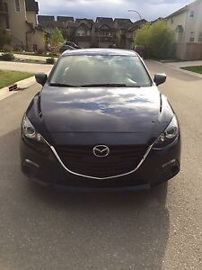 Mint 2015 Mazda 3 GS 18,700kms .