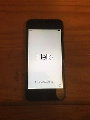 Apple iPod touch 5th Generation Silver/Black (16 GB) A1421 Great Condition